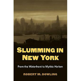 Slumming in New York - From the Waterfront to Mythic Harlem by Robert