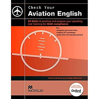 Check Your Aviation English: SB + Audio CD