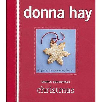 Eenvoudige Essentials kerst