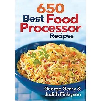 650 bästa matberedare recept