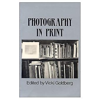 Fotografie in gedruckter Form
