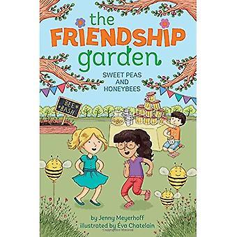Siererwten en honingbijen (vriendschap tuin)
