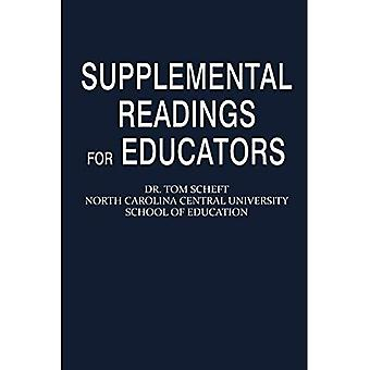 Supplemental Readings for Educators