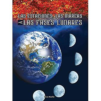 Las Estaciones, Las Mareas y Las Fases Lunares (Seasons, Tides, and Lunar Phases) (Stem Spanish Titles)