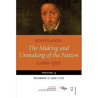 Schottland: Die Herstellung und der Nation C1100 rückgängig-1707: 4
