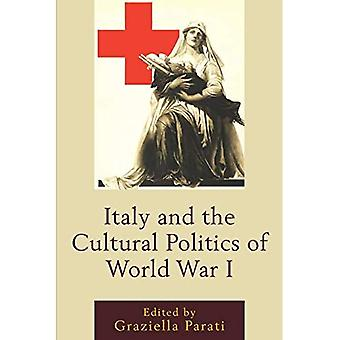 Italy and the Cultural Politics of World War I (The Fairleigh Dickinson University Press Series in Italian Studies)