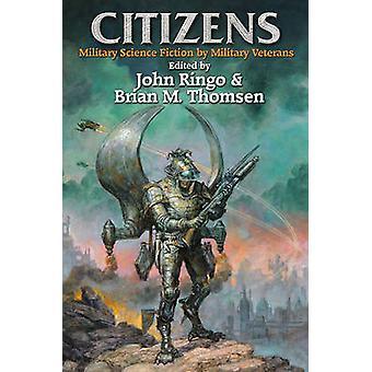 Citizens by Robert A. Heinlein - Arthur C. Clarke - Elizabeth Moon -