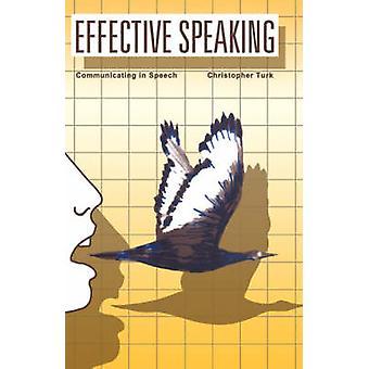 Effective Speaking by Spon