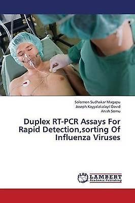 Duplex RTPCR Assays For Rapid Detectionsorting Of Influenza Viruses by Magapu Solomon Sudhakar