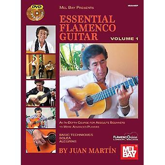 Juan Martin And Patrick Campbell - Essential Flamenco Guitar - Volume