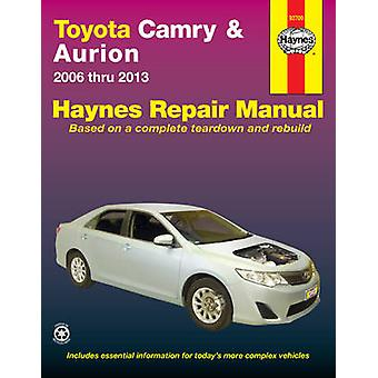 Toyota Camry & Aurion Automotive Repair Manual - 9781563929441 Book