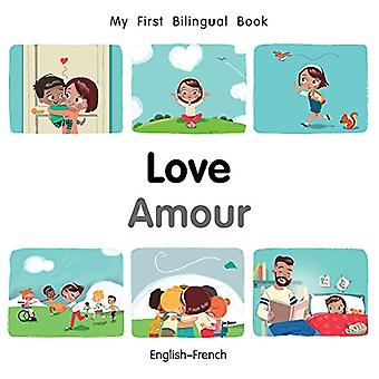 My First Bilingual Book-Love (English-French) by Milet Publishing - 9