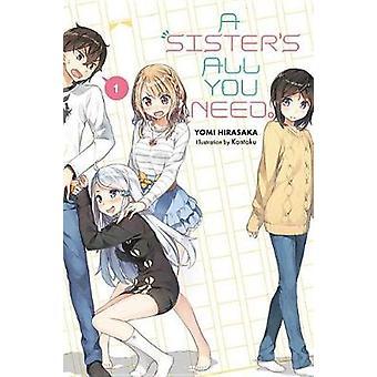 A Sister's All You Need. - Vol. 1 (light novel) by Yomi Hirasaka - 97