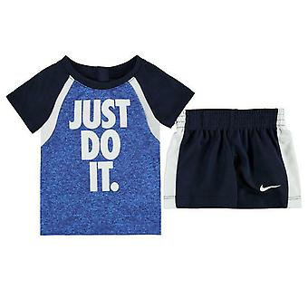 Nike JUST DO IT zomer Baby Kids T-Shirt & korte instellen