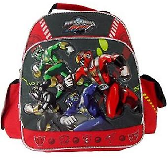 Small Backpack - Power Rangers - RPM Top Rescue New School Bag 381578