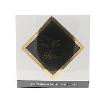 Woman In Gold by Kilian 50Ml Refill Bottle 1.7oz/50ml Spray New In Box