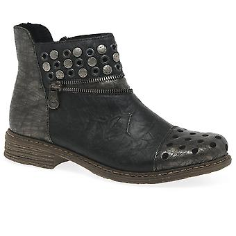 Rieker Intro Womens Ankle Boots