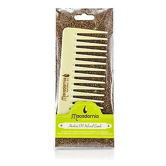 Macadamia Natural Oil Infused Comb 1pc