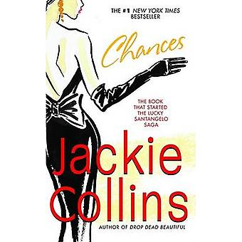Chances by Jackie Collins - 9780446357173 Book