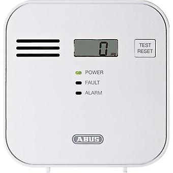 Gas detector ABUS COWM300 battery-powered detects Carbon monoxide