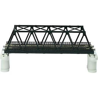 KATO 7077212 N box-girder bridge 2-track (L x W x H) 248 x 77 x 75 mm
