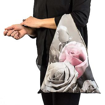 Rose di motivo tote bag