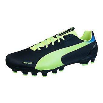 Scarpe da calcio Puma evoSPEED 4.2 AG Mens / tacchette - Black