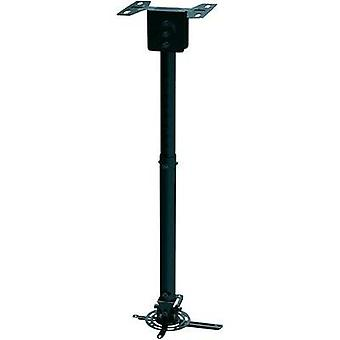 Projector ceiling mount Tiltable, Rotatable Max. distance to floor/ceiling: 83 cm