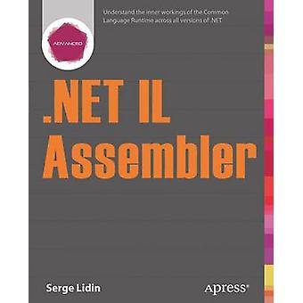.Net Il Assembler by Lidin & Serge
