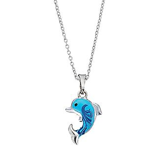 Scout children necklace necklace Dolphin blue girl 261079200 girls