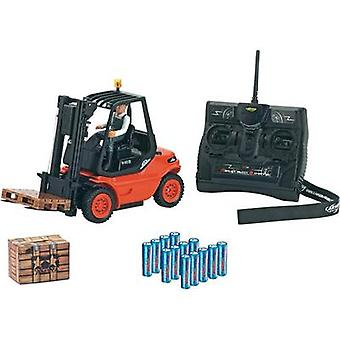 Carson Modellsport 1:14 Functional model Linde H 40 D forklift truck with remote control (500907093)