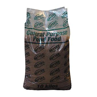 General Purpose Floating Pond Sticks - Natural 10kg