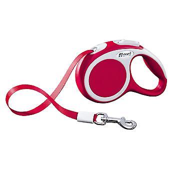 Flexi Vario Tape rød ekstra små 12kg - 3m (10ft)