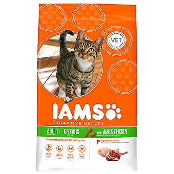 Iams Cat Adult Rich In Lamb 300g