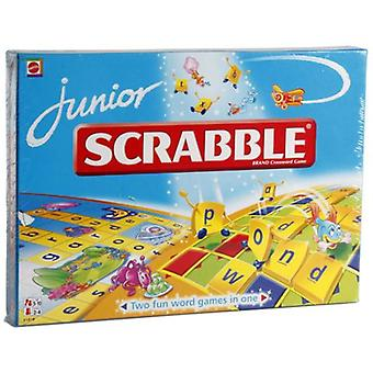 Mattel Junior Scrabble (Toys , Boardgames , Knowledge)