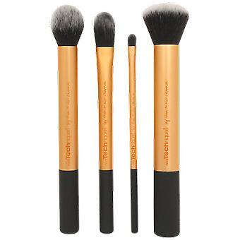 Real Techniques Core Collection: Brush Kit For Face (Woman , Makeup , Brushes)