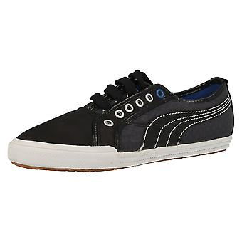 Puma Damen Lace Up Mode Trainer Crete Medley WN 348657