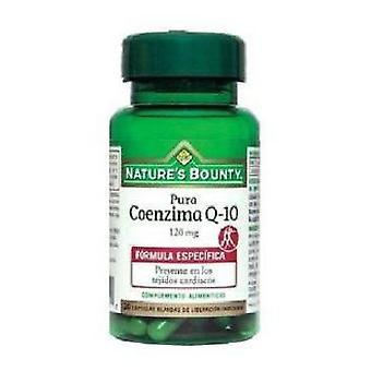 Nature's Bounty Coenzyme Q 10 120 Mg 30 Softgels