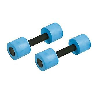 BECO Aqua Dumbbell - Pair of Small Dumb Bells