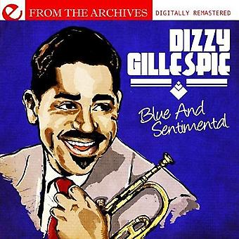 Dizzy Gillespie - Blue & Sentimental-From the Archives [CD] USA import