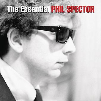 Phil Spector - Essential Phil Spector [CD] USA import