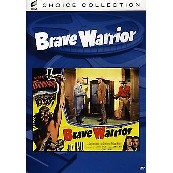 Brave Warrior [DVD] USA import