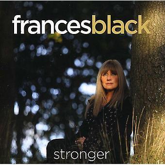 Frances Black - más fuerte importación de Estados Unidos [CD]