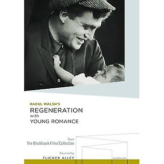 Regenerering / unge Romance [DVD] USA import