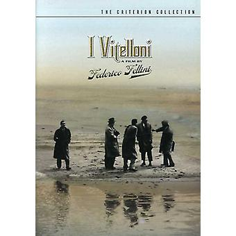 I Vitelloni [DVD] USA import