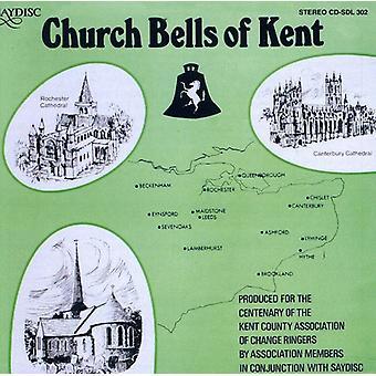 Kent sammenslutning af Bell Rin - kirkens klokker af Kent [CD] USA import