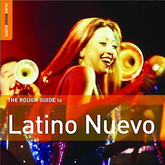 Latino Nuevo - Rough Guide to: Latino Nuevo [DVD] USA import