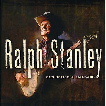 Ralph Stanley - Ralph Stanley: Vol. 1-gamle sange & ballader [CD] USA importerer