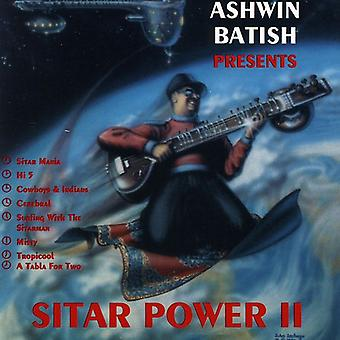 Ashwin Batish - Ashwin Batish: Vol. 2-Sitar Power 2 [CD] USA import