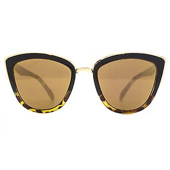 STORM Lycastus Sunglasses In Black Tortoise